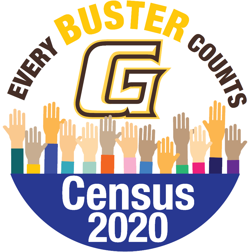 Every Buster Counts logo
